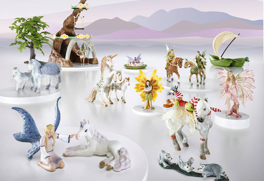 Schleich Toy Traders 150 19880 Langley