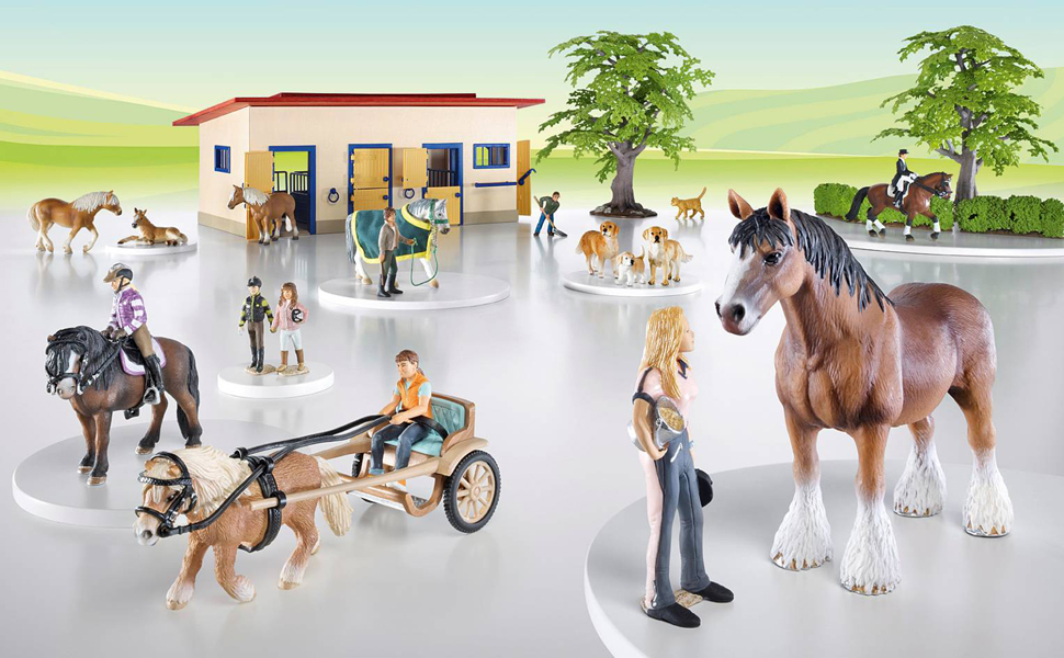 Schleich Toy Traders 150 19880 Langley Bypass