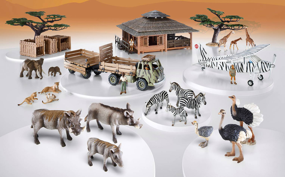 Schleich :) - (: Toy Traders :) - (: 150-19880 Langley Bypass ...